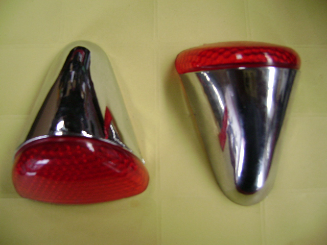 Taillight Lens - Chopper