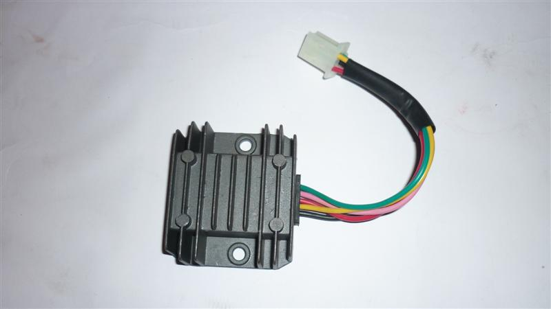13105 regulators rectifiers storm parts, parts for chinese bikes 4 pin regulator rectifier wiring diagram at bakdesigns.co