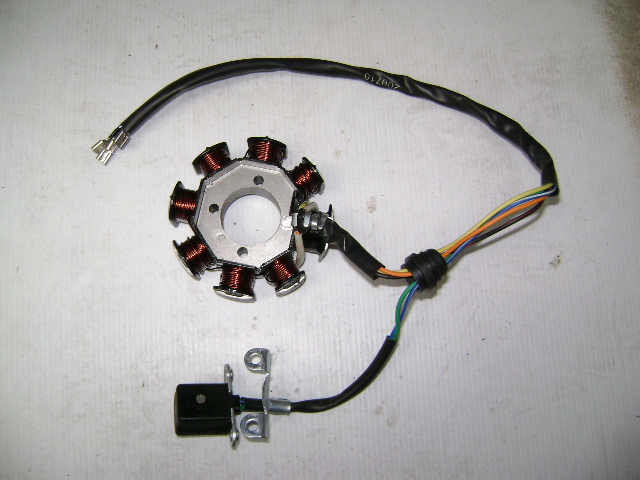 Stator - 8 coil for CG engine