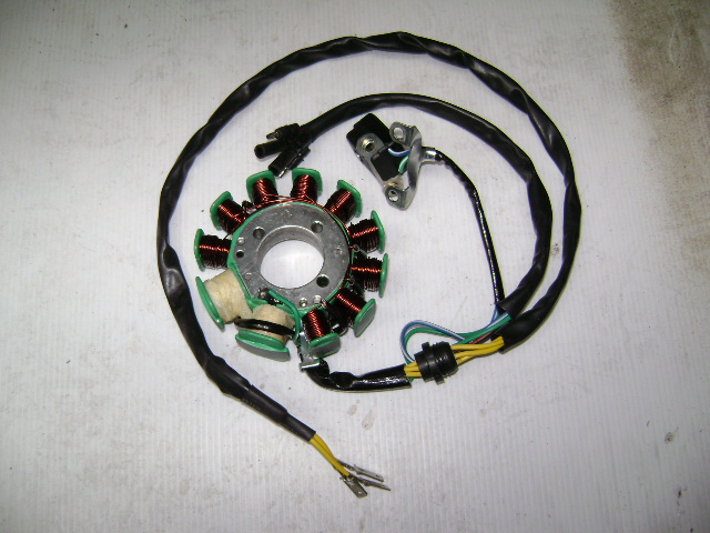 Stator - 11 pole for CG engine