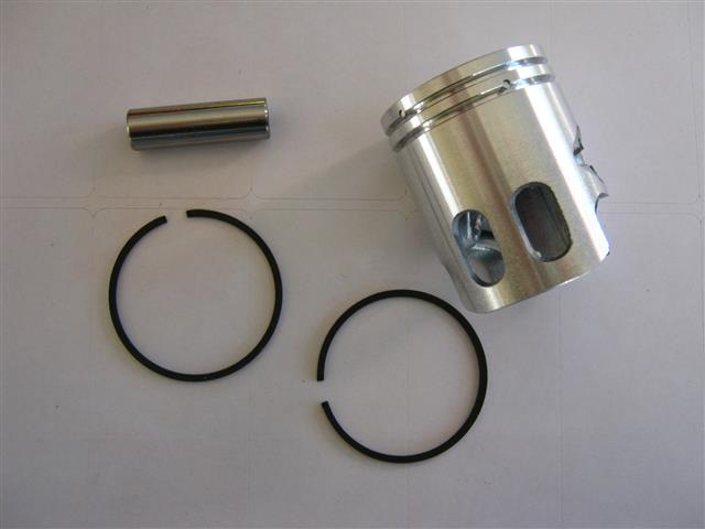 Piston Kit for 1E40QMB 2 stroke -10mm gudgeon