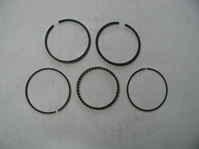 Rings 50cc Horizontal Engine