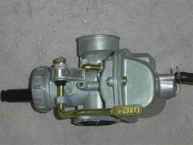 Carburetor - 4 Stroke - Rectangular Bowl - 18mm