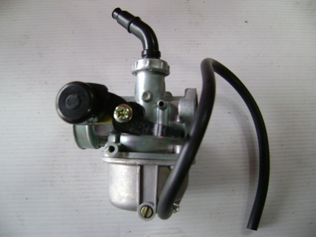 Carburetor - Round Bowl - 4 Stroke - 18.5mm throat