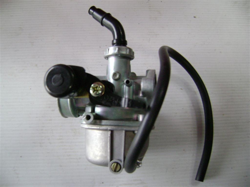 Carburetor - Round Bowl - 4 Stroke