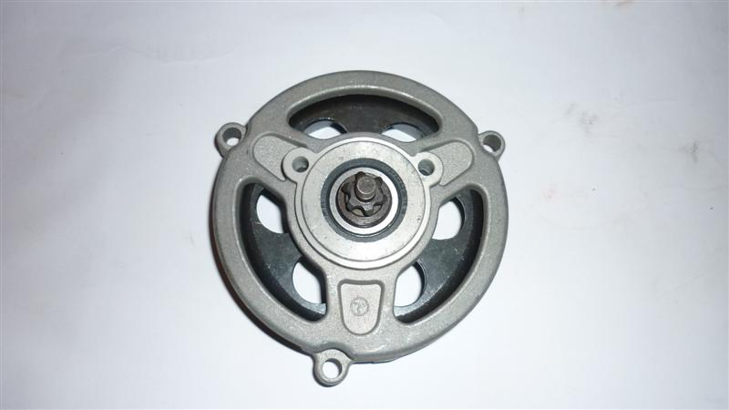 Clutch Cover - Water/cooled engine