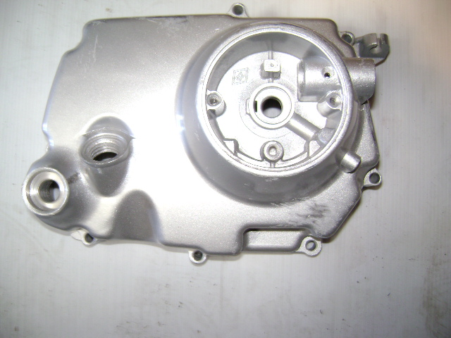 Engine Side Casing - Clutch Cover