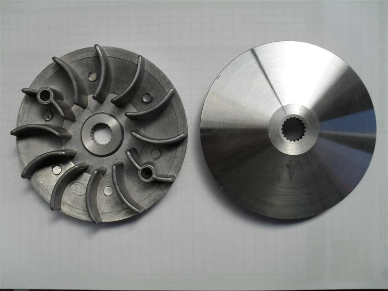 Variator Outer - Fan - 125-150cc GY6