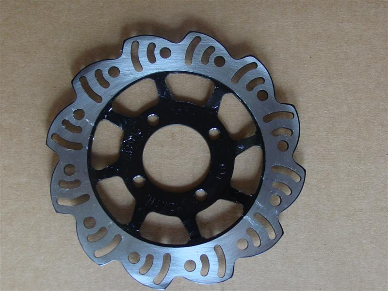 Brake Disc 190mm diameter - 4 bolt - 65mm PCD