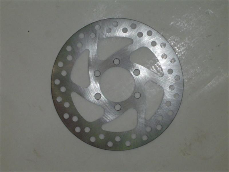 Brake Disc 140mm diameter - Gas Scooter