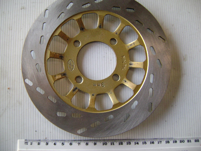 Brake Disc 285mm Diameter - 4 bolt - 56mm PCD
