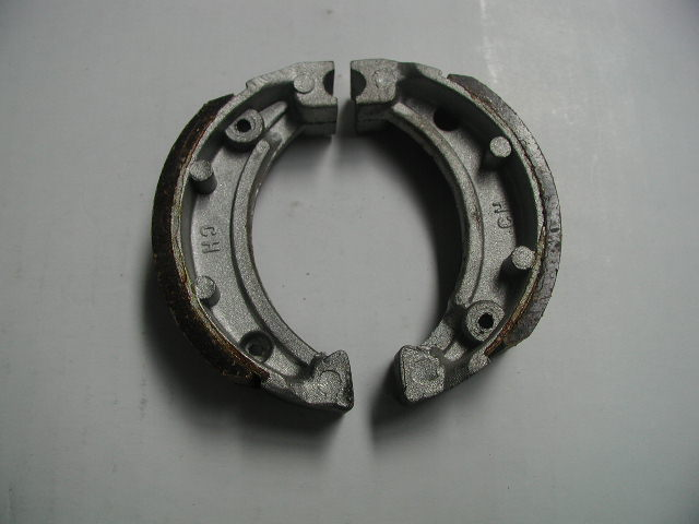 Brake Shoe Set 80mm x 20mm