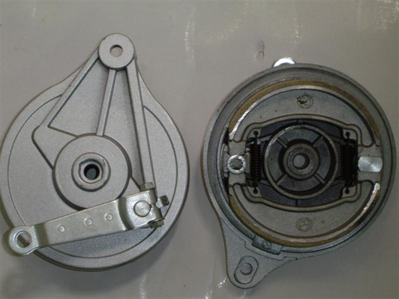 Drum Brake Assembly -Mini Chopper Rear