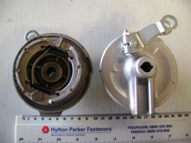 Drum Brake Assembly - 80mm