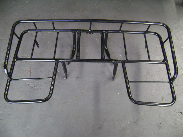 Luggage Carrier - Large Quad