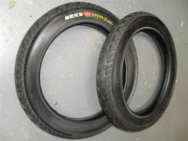 Tyre 2.5 x 16 Electric Scooter