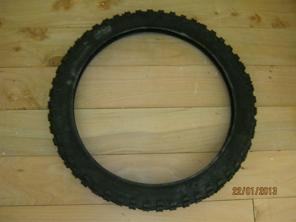 Tyre - Dirt Bike - 2.50 x 18