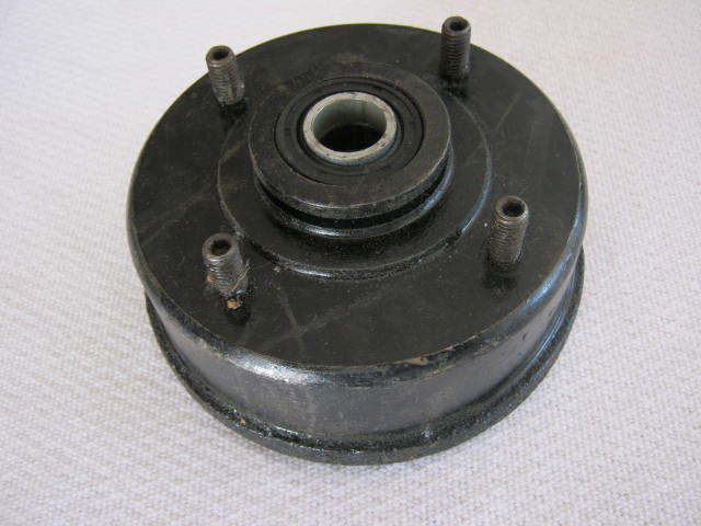 Front Hub for mid-sized Quad