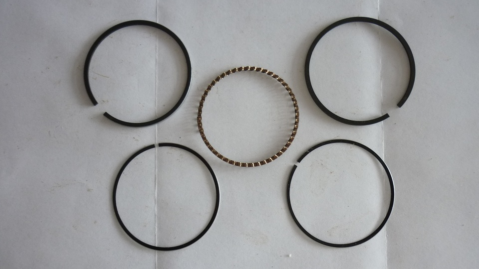2.5HP Ring Set 52mm