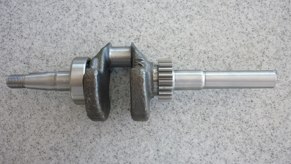 2.5HP Crankshaft